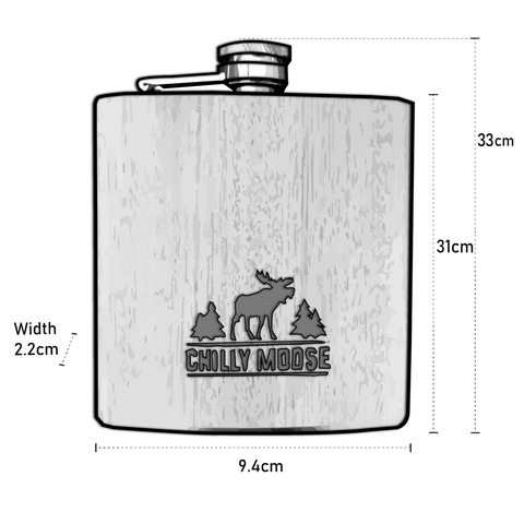 Thomson Flask Dimensions