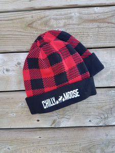 Moose Plaid Toque