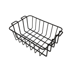 25L wire cooler basket on a white background.