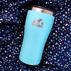 New 20oz Killarney Tumbler in Southampton, aqua blue