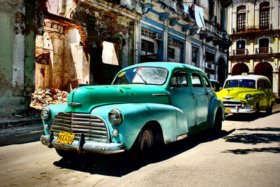 Havana Fever: 7 Tips for Colorful Cuban Decor