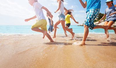 7 Safety Tips For Children at the Beach