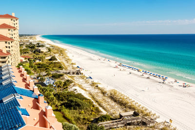 6 Best Beaches Along the Gulf of Mexico
