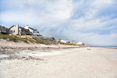 5 Most Picturesque Beaches Along North Carolina's Coast