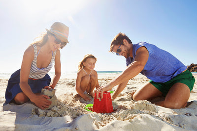 6 Ways to Create Beachy Memories with the Family