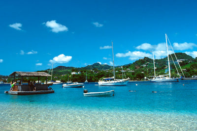 Beautiful Bequia: Gem in the Grenadines