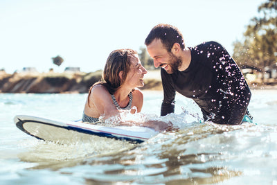 6 Great Dates for Couples Who Surf