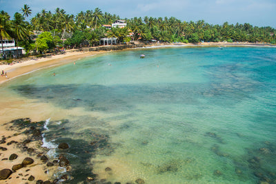 The Spectacular Beaches of Sri Lanka