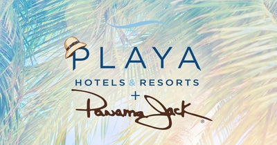 Panama Jack Partners with Playa Hotels & Resorts to Create Panama Jack Resorts