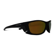 Polarized Sport Wrap Flash Sunglasses