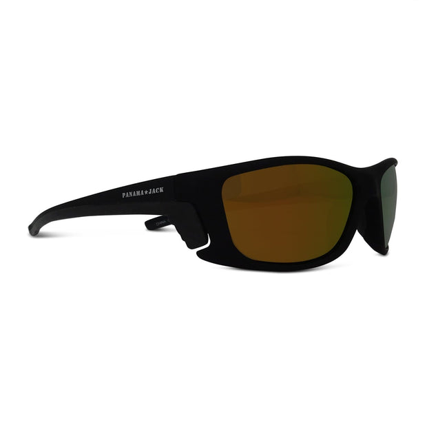 Polarized Sport Wrap Flash