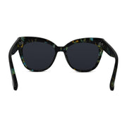 Shiny Tort Cat Eye Resort Sunglasses