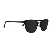 Polarized Petite Metal Cat Eye Sunglasses