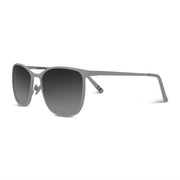 Metal Rectangle Gradient Resort Sunglasses