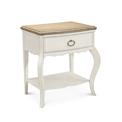 Millbrook Bedroom Leg Nightstand