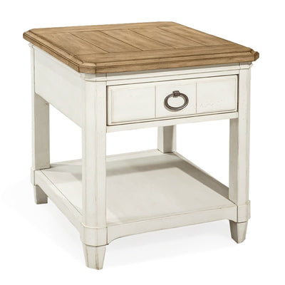 Millbrook Dining Drawer End Table