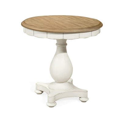Millbrook Dining Round Lamp Table