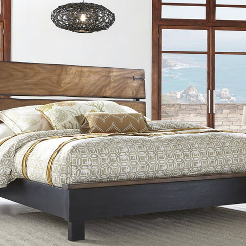 Big Sur Bedroom Queen Panel Bed