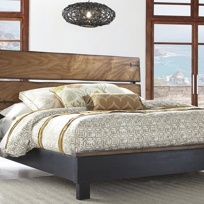Big Sur Bedroom King Panel Bed