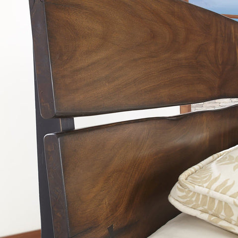 Big Sur Bedroom King Panel Bed Headboard