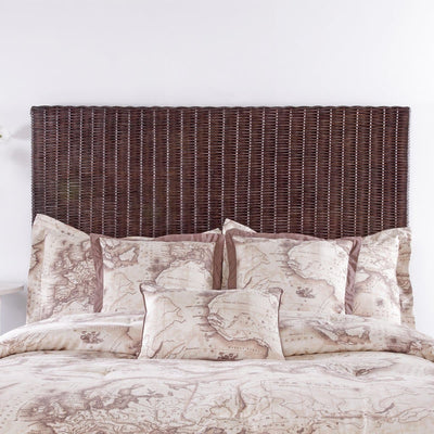 Driftwood Bedroom Cocoa Core Full/Queen Headboard