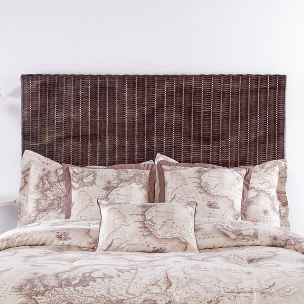 Driftwood Bedroom Cocoa Core King Headboard