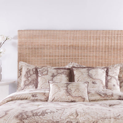Driftwood Bedroom Natural Core Twin Headboard