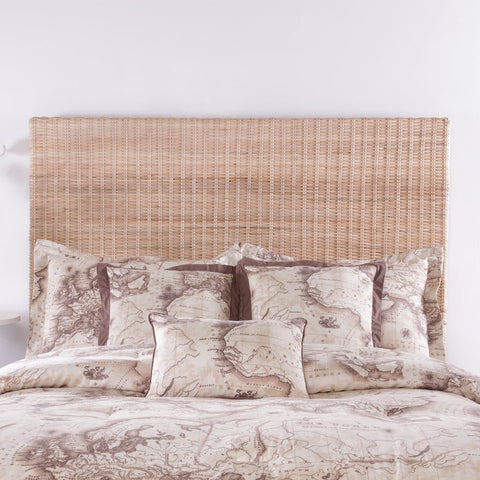 Driftwood Bedroom Natural Core Full/Queen Headboard