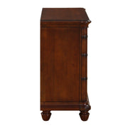 Isle of Palms Bedroom Brown Media Chest