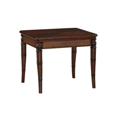 Isle of Palms Occasional Brown End Table