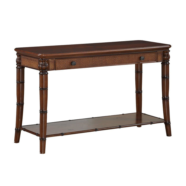 Isle of Palms Occasional Brown Console Table