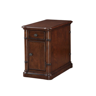 Isle of Palms Occasional Brown Chairside End Table