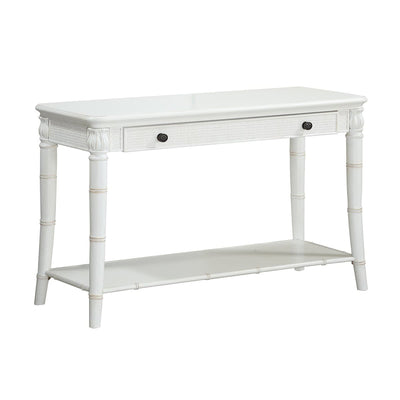 Isle of Palms Occasional Antique White Console Table