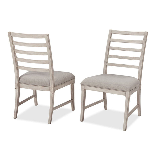 Graphite Dining Side Chairs (Set of 2)