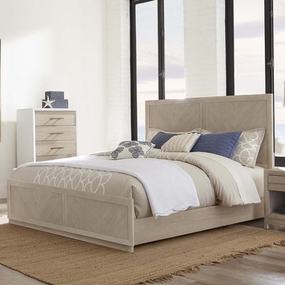 Boca Grande Bedroom King Panel Bed