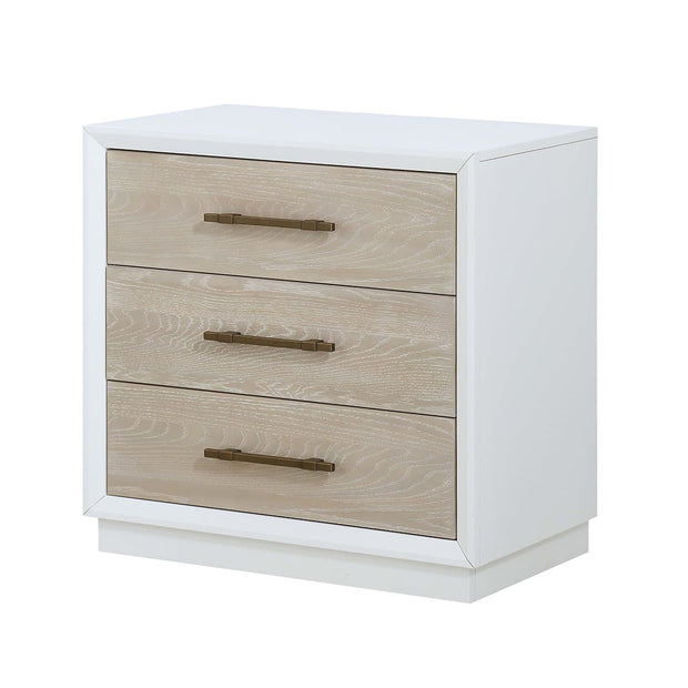 Boca Grande Bedroom Three Drawer Nightstand
