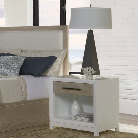 Boca Grande One Drawer Nightstand