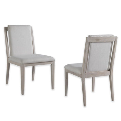 Boca Grande Floating Back Dining Chair (Set of 2)