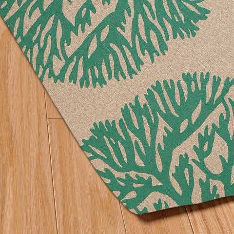 Signature Coral Gables Seagreen Indoor & Outdoor Area Rug