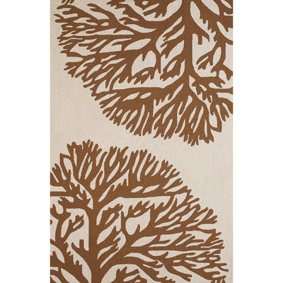Signature Coral Gables Chocolate Indoor & Outdoor Area Rug