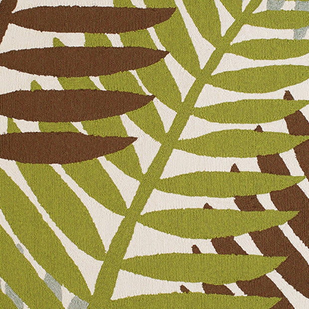 Signature Sunbelt Lime Indoor & Outdoor Area Rug