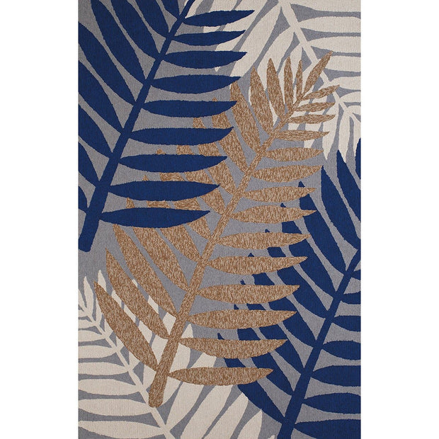 Signature Sunbelt Brown Indoor & Outdoor Area Rug