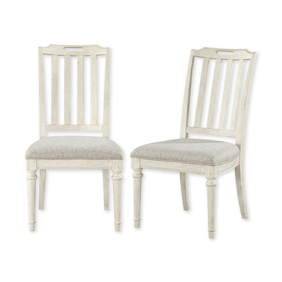 Sonoma Slat Back Side Chair (Set of 2)