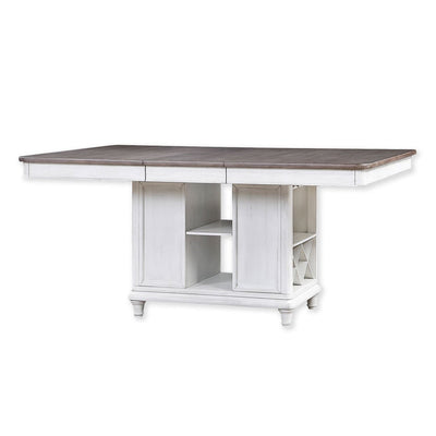Sonoma Counter Height Storage Dining Table