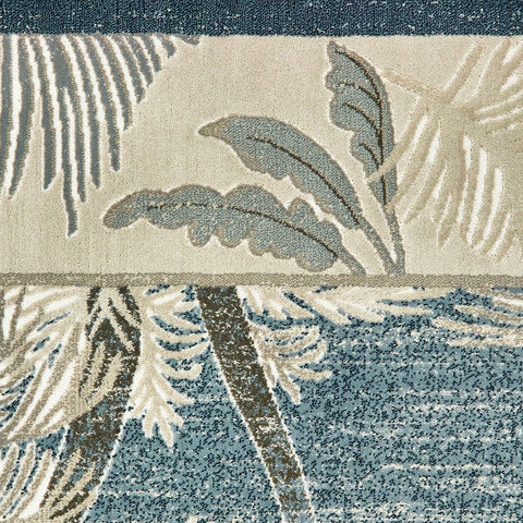 Original Lanai Blueberry Indoor Area Rug