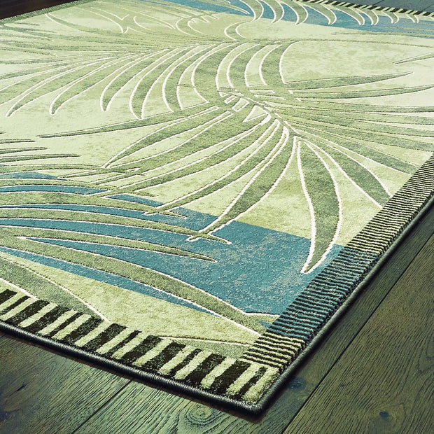 Original Palm Natural Indoor Area Rug