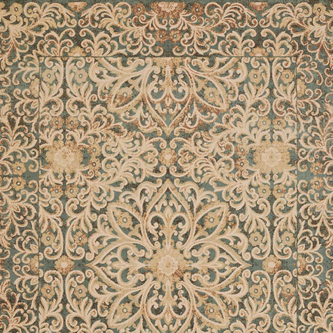 Original Sevilla Seafoam Indoor Area Rug
