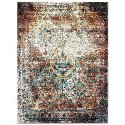 Bohemian Martinique Multi Indoor Area Rug