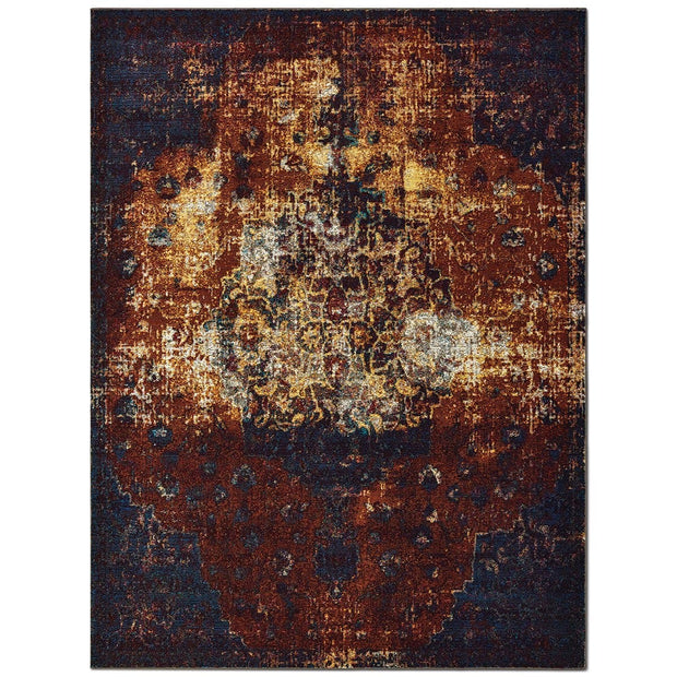 Bohemian Barbados Multi Indoor Area Rug
