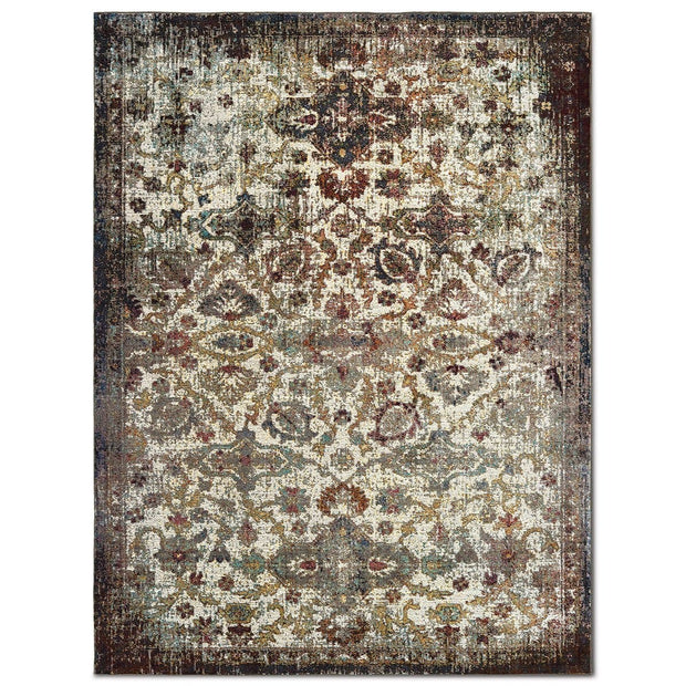 Bohemian Jamaica Natural Indoor Area Rug